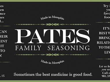 Pates Family Seasoning