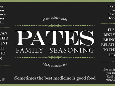 Pates Family Seasoning
